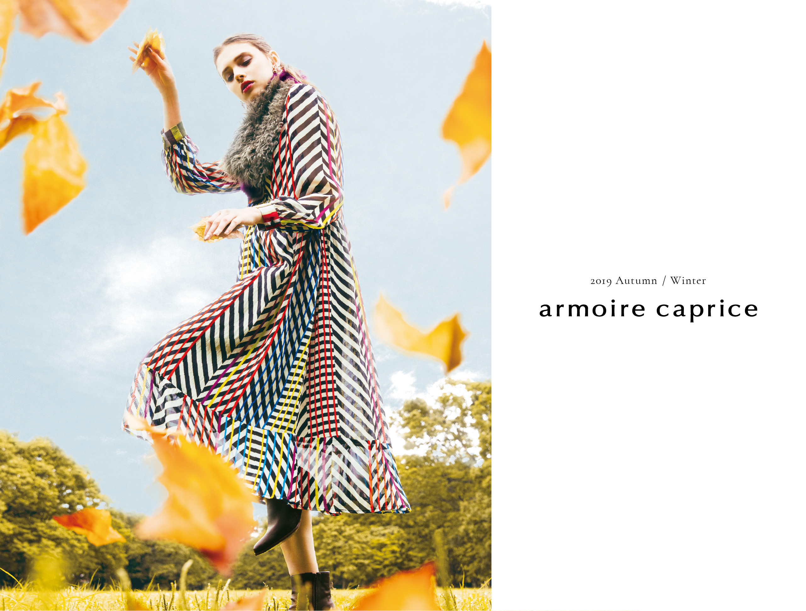 armoire caprice 2019 A/W